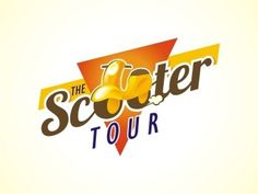 Dribbble - The Scooter Tour by Dmitry Grigorev #logo #illustration #tour #scooter