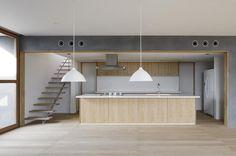 SHR House by Sun Tan Architects Studio #interior #design #minimalism