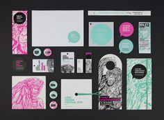 Ortografika - The Design Blog #branding #draw #print #monkey #poster