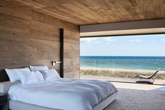 CJWHO ™ (bates masi + architects | home for six in...) #hamptons #design #interiors #wood #architecture #york #luxury #new
