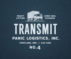 mininfo-4.jpg (500×423) #transmit #branding #draplin #identity #logo #panic