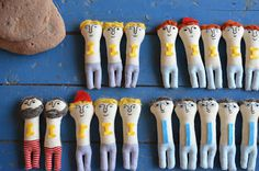 La. Trap, Athens, beautiful handmade gifts #toys #letters #mascot #mascott