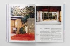 Forum / Magazine design on Behance