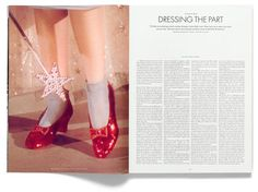 15th issue #spread #typesetting #paper #editorial #acne