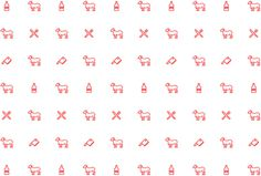 Blackbelly by Berger & Föhr #branding #icons #pattern