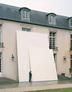 Layers installation, Paris