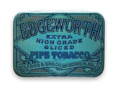 Edgeworth Extra High Grade Sliced Pipe Tobacco