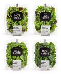Local Garden packaging