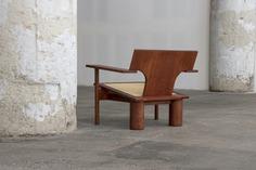 Haniwa Chair by Base 10