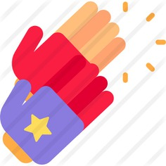 See more icon inspiration related to congratulations, applause, hands and gestures, clap, hand gestures, hand gesture and gestures on Flaticon.