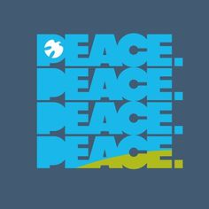 work_revolve_03_peace_stack.gif #t-shirt #typography