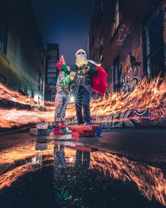 Creative and Magic Street Photos of Vancouver by Dave Worden