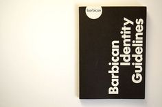 front | Flickr - Photo Sharing! #barbican #identity #guidelines