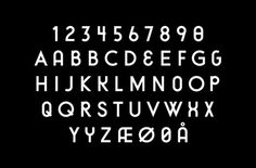 Bureau Bruneau #typography