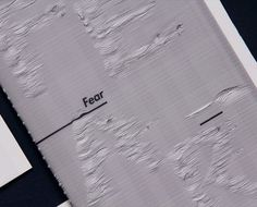 68fdc0c87cf9f15a42f7869890e1a1a2.gif (600×484) #fears #design #graphic #lu #jiani #warp #typography