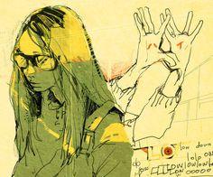 AFA - artforadults - たえ #girl