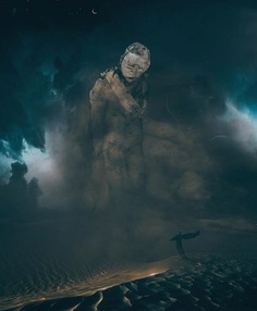 Dark and Fantasy Photo Manipulations by Renato Prkic aka 8thDamon