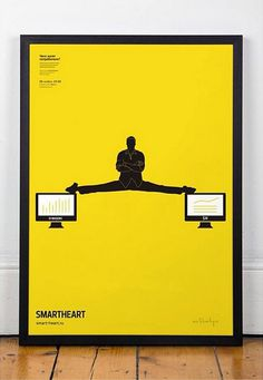 Poster SMARTHEART #smart-heartru #smartheart #social poster