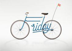 Write a Bike on the Behance Network