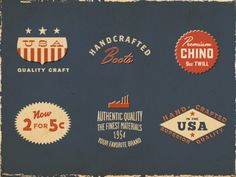 Vintage_authentic_original_quality #logo