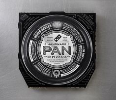 lovely package dominoes pizza 1 #packaging #design #dominos #pizza