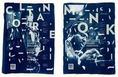 Design Work Life » Student Work: Aldis Ozolins: Blue Note Legend #branding
