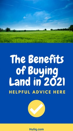 What Are The Benefits of Owning Land Infographic