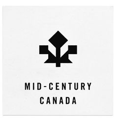 Mid Century Canada on Behance #canada #mid #century