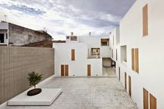 Social Housing by RipollTizon Estudio de Arquitectura #design #architecture