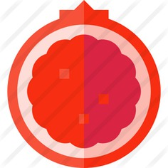 See more icon inspiration related to food and restaurant, pomegranate, organic, vegan, healthy food, diet, vegetarian, food and fruit on Flaticon.