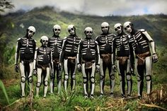 tribe.jpg (500×333) #tribe #photography #skulls #skeletons