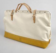 La estética persecución #bag #beige