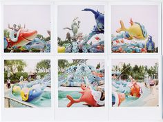 photo #amusement #travel #polaroid #park #photography #collage