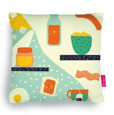 Quirky Illustrated Gifts | The Breakfast Club | Ohh Deer #illustration