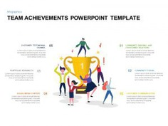 Team Achievement Ppt Templates for PowerPoint & Keynote