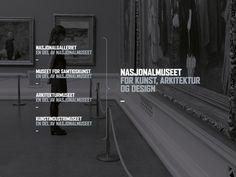 Nasjonalmuseet #norway #museum #bold #brand #type #national #mission