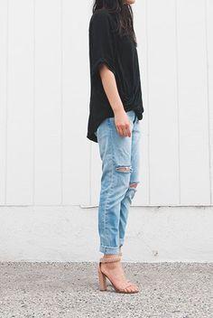 Likes | Tumblr #fashion #street #jeans