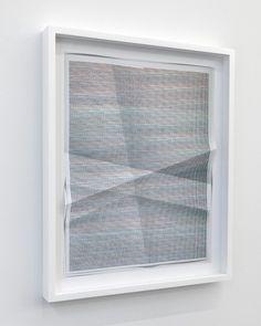 John Houck - Aggregates #pixel #color #paper #art