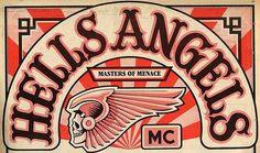 Tumblr #hells #angels #mc #motorbikes