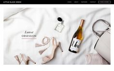 LBD Wines site of the day webdesign beautiful website award The O Group mindsparkle mag minimal wine font script best designblog
