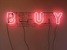 Buy Beauty #typography