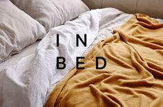 In Bed by Moffitt.Moffitt #logo #identity #minimalism #typography