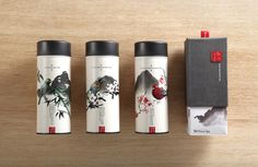 TaiwanHighMountainTea #packaging #drink #tea