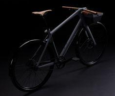 Canyon Urban Concept Bike #urban #porter #bicycle #porteur #concept #bike #canyon