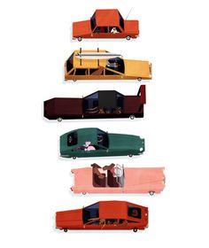 34_emmanuellewalkerdogcar00 #illustration #cars