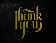 thankyou (by L.e.e) - BY9 #type #yellow #script #detail