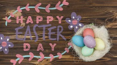Happy easter day Free Psd. See more inspiration related to Flower, Mockup, Floral, Template, Paint, Typography, Spring, Celebration, Happy, Font, Holiday, Mock up, Easter, Religion, Egg, Painting, Calligraphy, Lettering, Traditional, Blossom, View, Up, Day, Top, Top view, Nest, Cultural, Tradition, Mock, Seasonal and Paschal on Freepik.