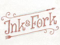 Inkandfork #logo