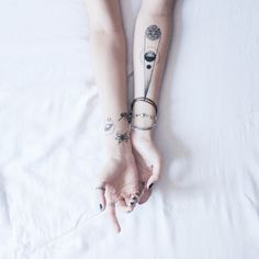 eclipse diagram, orbits of the planets, saturn & titan, ufo #inspiration #tattoo #ink