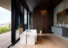 ARRCC TeamCreated a Welcoming Family Home with City View - InteriorZine #decor #interior #home #bathroom